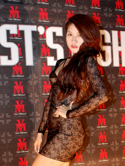 Hot boy, hot girl Hà thành hội ngộ