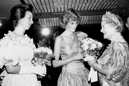 Những hình ảnh tuyệt đẹp về Công nương Diana