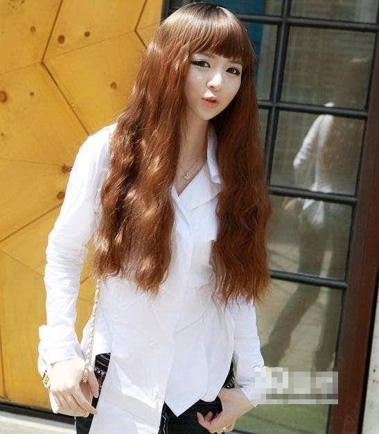 Những kiểu tóc đang thịnh hành Hàn Quốc
