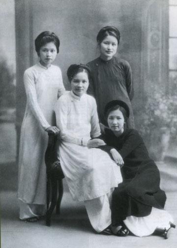 Những đại mỹ nhân Hà Thành nổi tiếng một thời