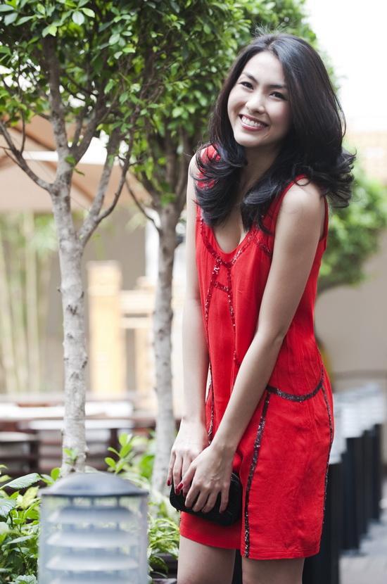 Mặc đẹp cùng Tăng Thanh Hà
