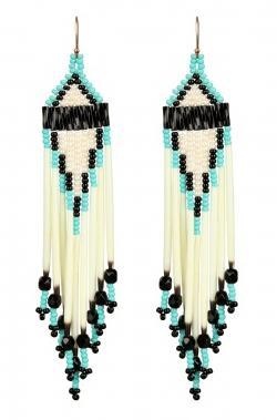 Trang phục cá tính theo style Navajo