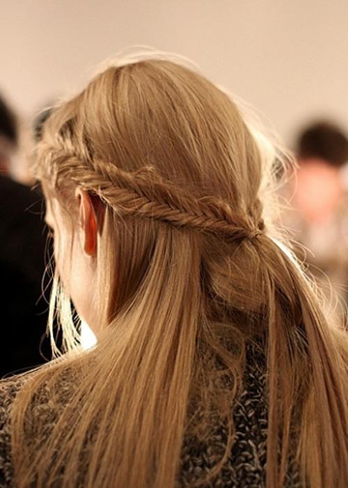 Video tạo kiểu tóc tết cho teen girl