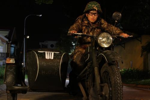 Danh hài Việt 'đại náo' phim Tết 2012