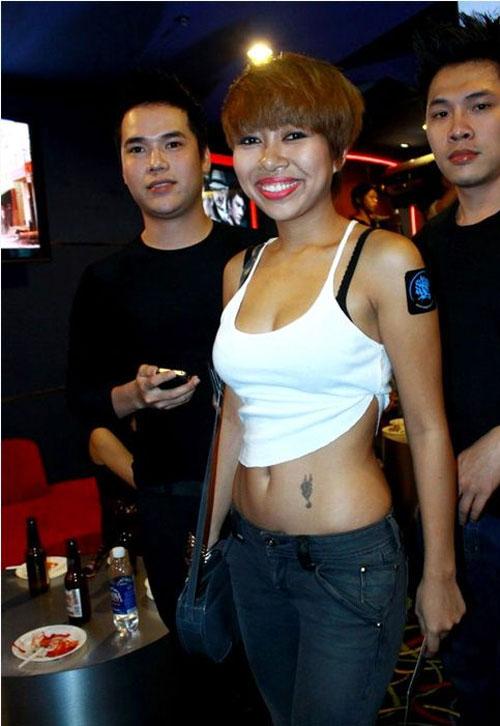 Hotgirl Midu