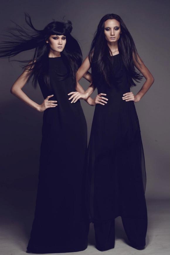 'Phát sốt' với bộ ảnh thời trang mới của 'Cò lớn' Lê Thuý