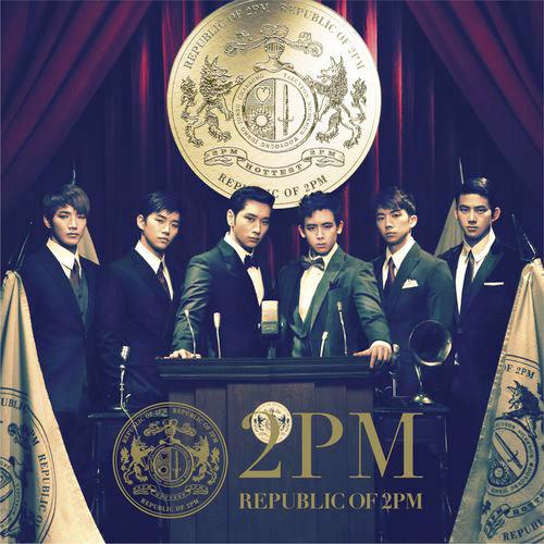 2PM dạy tiếng Hàn trên truyền hình Nhật