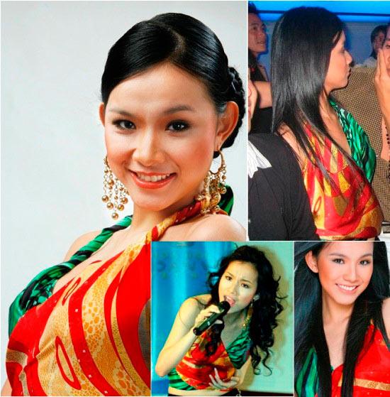 Sao Việt hô biến khăn thành áo tài tình, Tin tức trong ngày, phong cach thoi trang sao, mac khan, quan khan thanh ao, thoi trang,