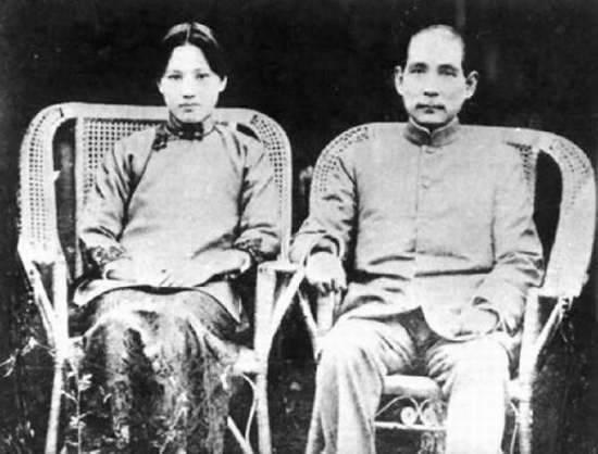 Tống Khánh Linh và Tôn Trung Sơn