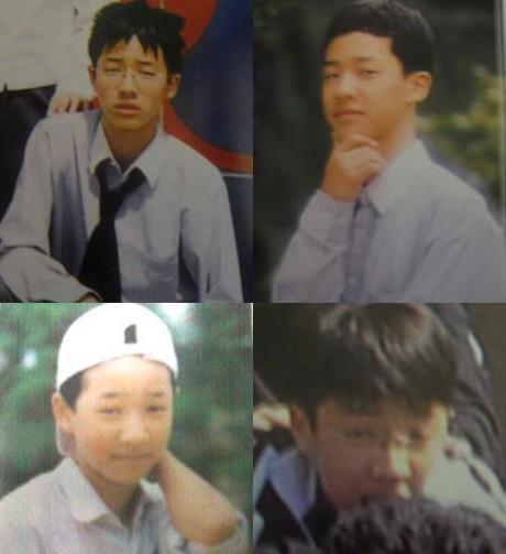 Fans ngạc nhiên với hình quá khứ của Lee Kikwang (BEAST)