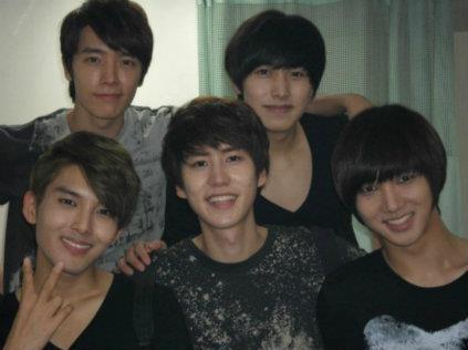 Tiết lộ hình ảnh người thân của mỹ nam Kyuhyun (Super Junior)