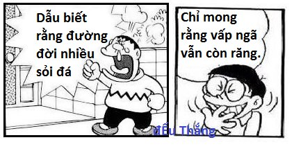 Đôrêmon chế: Nobita và thơ chế