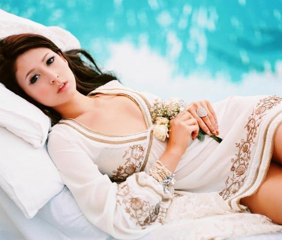 Takizawa Laura: Thiên thần hay hot girl sa đọa?