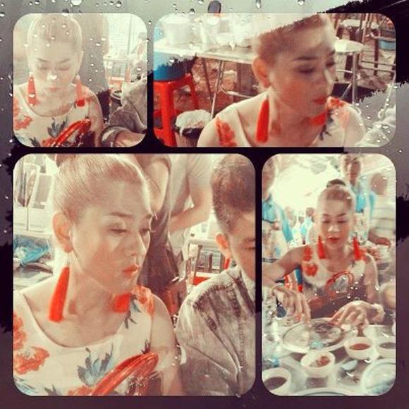 Lộ ảnh Lâm Chí Khanh 'nữ tính' ở Thái