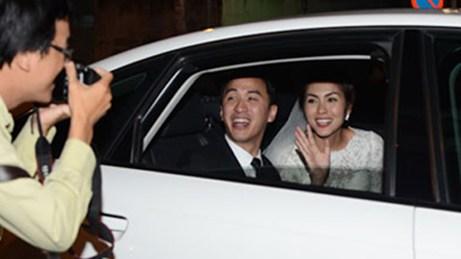 Ngắm toàn bộ ô tô, nhà cửa sang trọng vợ chồng Tăng Thanh Hà