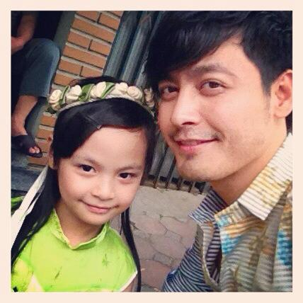 MC Phan Anh khoe con gái cưng trên facebook?