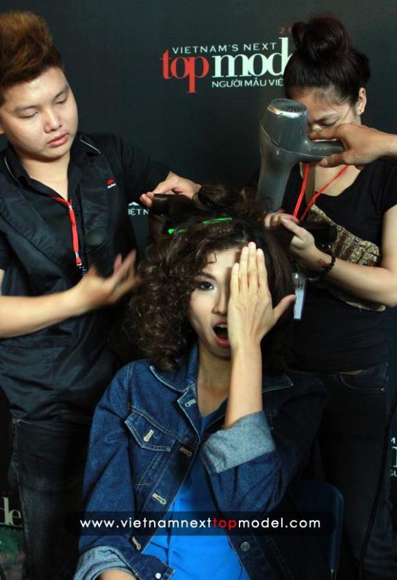 Mai Giang giữ ngôi quán quân Vietnam's Next Top Model 2012