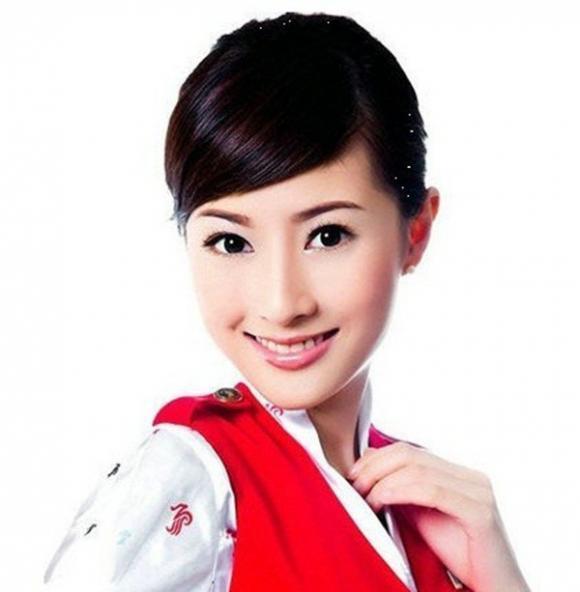 10 nữ tiếp viên hàng không hot nhất Trung Quốc 15