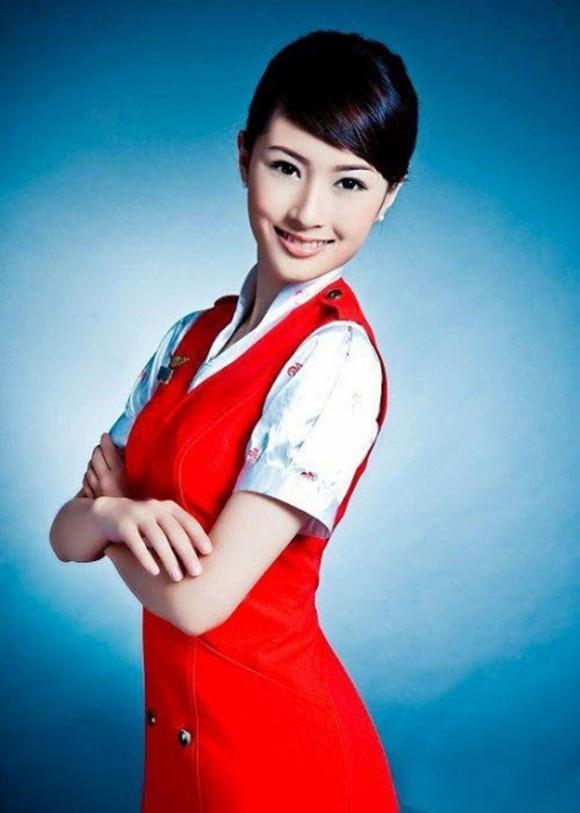 10 nữ tiếp viên hàng không hot nhất Trung Quốc 17