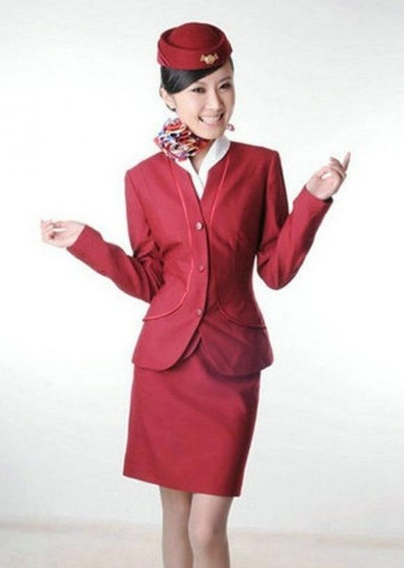 10 nữ tiếp viên hàng không hot nhất Trung Quốc