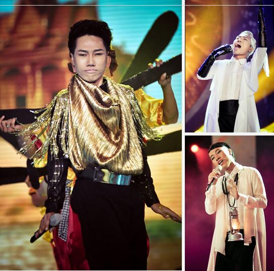 Những ca sỹ 'quái' nhất showbiz Việt