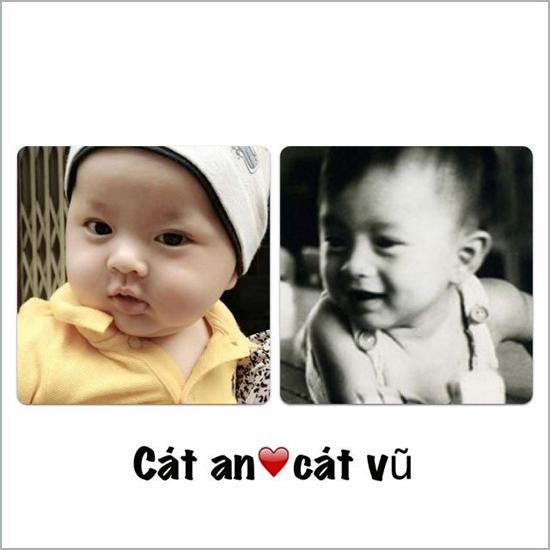 Ảnh dễ thương của gia đình Tim - Trương Quỳnh Anh
