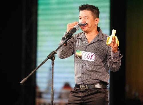 Vietnam's Got Talent tập 5: Huy Tuấn bị lừa