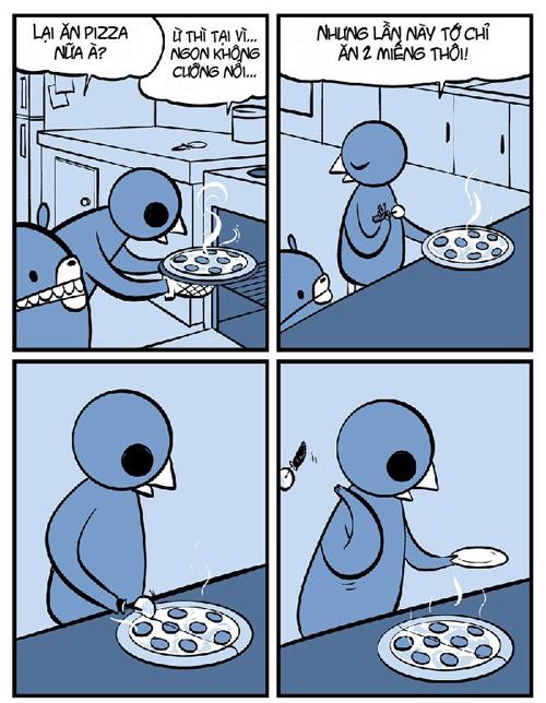 Đọc truyện cười bằng tranh