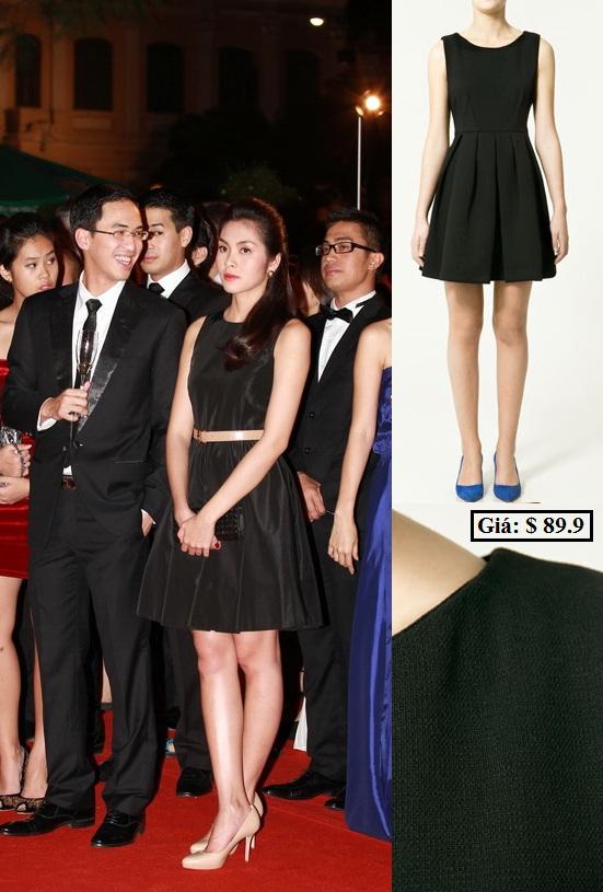 Bóc giá hàng hiệu của Tăng Thanh Hà