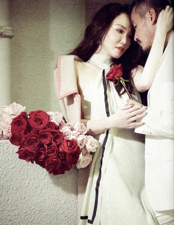 10 bộ ảnh tình nhân sao đẹp nhất Valentine