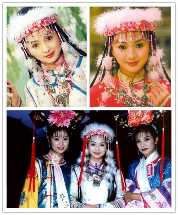 Diễn viên Hoàn Châu Cách Cách: cũ - mới đọ sắc
