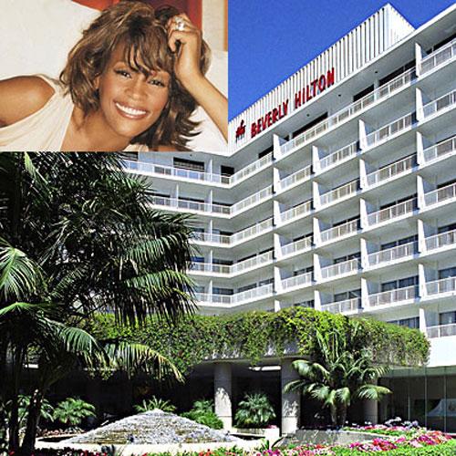 Những khách sạn từng chứng kiến cái chết của các VIP