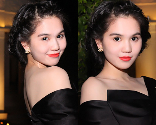 Mỹ nhân Việt yêu kiều với tóc bím phồng