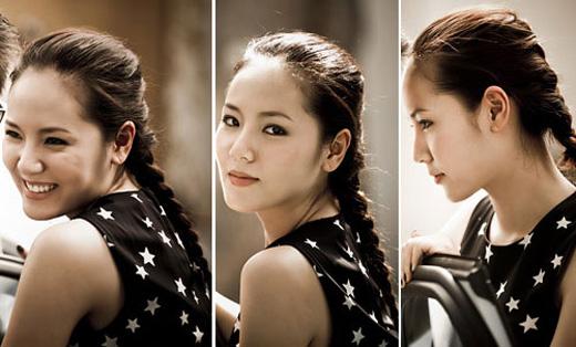'Muôn kiểu đẹp' của mỹ nhân Việt cùng tóc bím