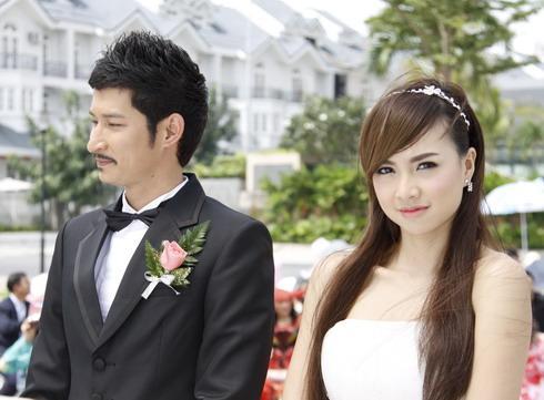 Những cô dâu xinh đẹp nhất màn ảnh Việt