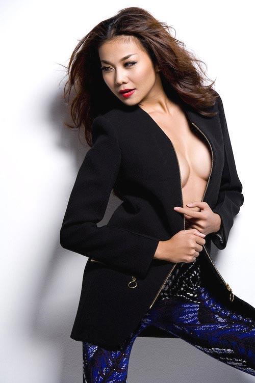 Mỹ nữ Việt và mốt ngực... 'bát tô'