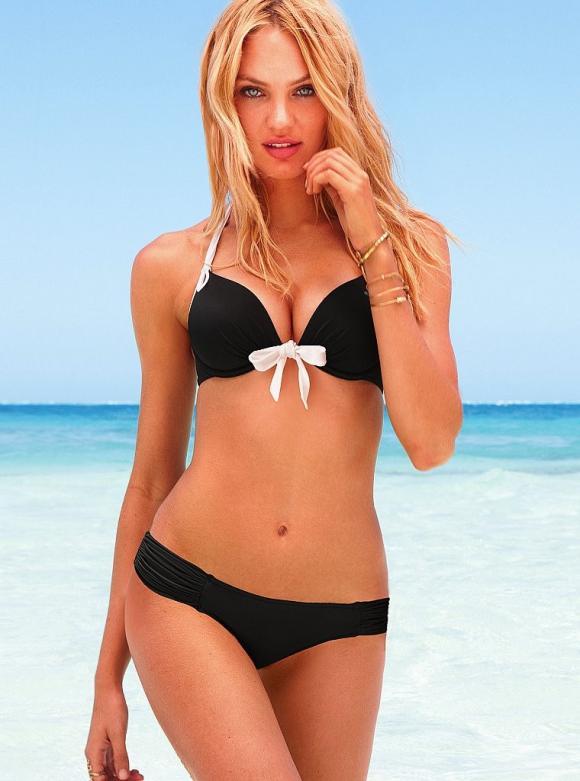 Thiên thần áo tắm 'nóng bỏng' cùng bikini 2012
