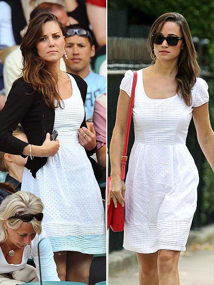 Công nương Kate Middleton 'nghiện'... mặc lại đồ của mẹ và em