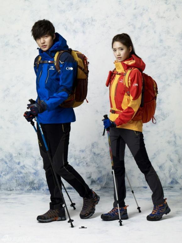 Lee Min Ho tươi rói trong bộ ảnh mới