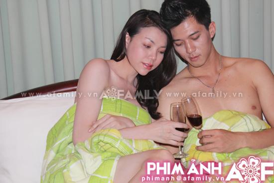Trà Ngọc Hằng bị người yêu bị lợi dụng và quay film sex tống tiền