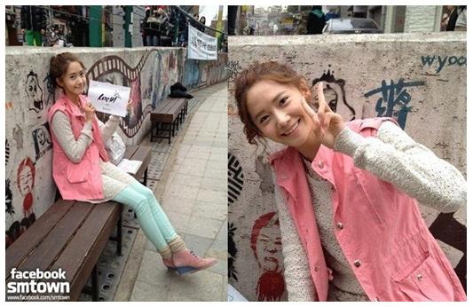 Phong cách sexy đáng yêu 'hiếm có' của Yoona (SNSD)