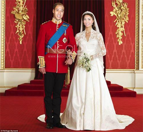 Ảnh cưới 'cực độc' của Tăng Thanh Hà và Louis Nguyễn