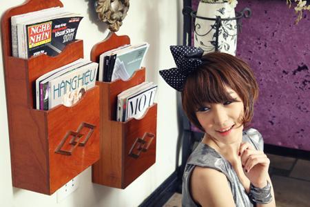 Ngắm vẻ xinh tươi của ba hotgirl Hà thành