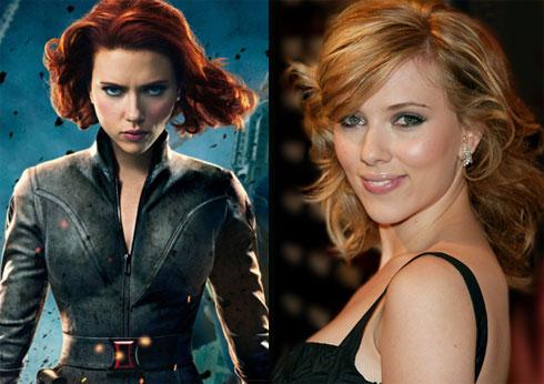Những mỹ nhân phim hành động nổi nhất Hollywood