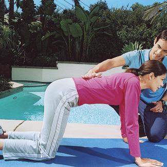 8 phút tập thể dục hiệu quả cho eo thon