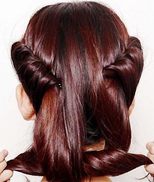 Kiểu tóc quý phái cho bạn nữ đi dự tiệc