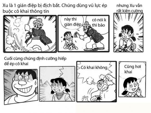 Không thể nhịn cười Đôrêmon 'chế' (P95)