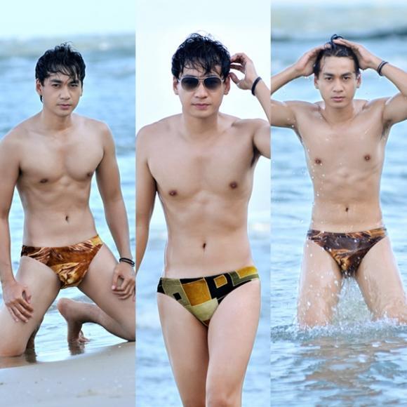 Những cơ bụng '6 múi' đẹp nhất showbiz Việt