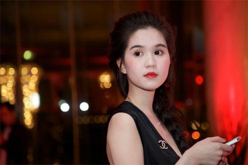 Kiểu tóc cho gương mặt tròn như kiều nữ Việt