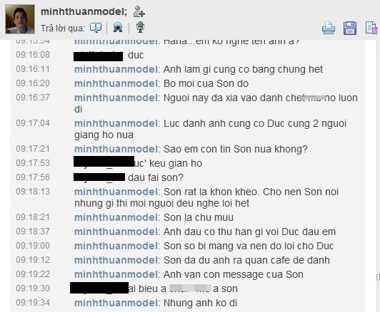 Cao Thái Sơn được minh oan về 'mối tình đồng giới'?